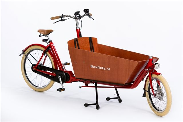 Cargobike long Cruiser Steps