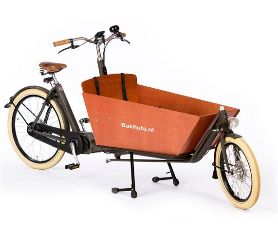 Bakfiets Cruiser Long Steps