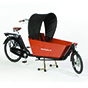 Zonnetent CargoBike long en short